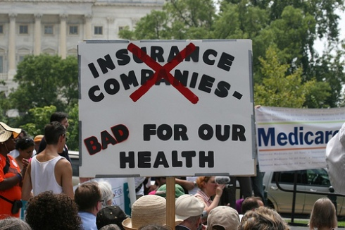 For-Profit health insurance must go